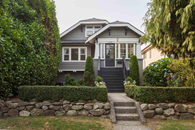 2356 Grant Street, Vancouver, BC V5L 2Z9 (#R2298219) :: West One Real Estate Team