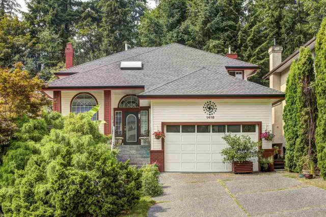 1418 Purcell Drive, Coquitlam, BC V3E 2R7 (#R2298234) :: West One Real Estate Team