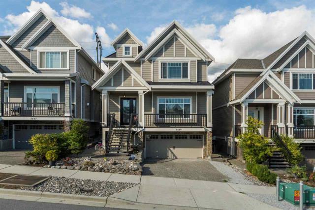 3439 Gislason Avenue, Coquitlam, BC V3E 0C6 (#R2298294) :: West One Real Estate Team