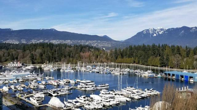 1650 Bayshore Drive #1503, Vancouver, BC V6G 3K2 (#R2298306) :: West One Real Estate Team