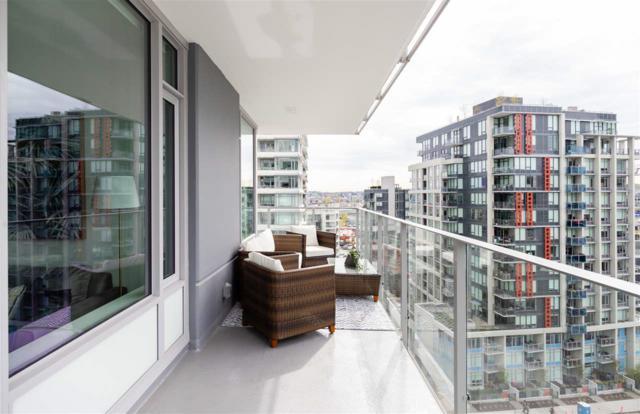 1661 Quebec Street #1105, Vancouver, BC V6A 0H2 (#R2298332) :: West One Real Estate Team