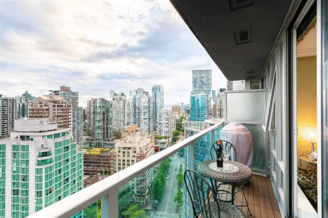 233 Robson Street #3007, Vancouver, BC V6B 0E8 (#R2298338) :: Simon King Real Estate Group