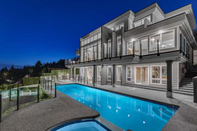 2543 Westhill Drive, West Vancouver, BC V7S 3A3 (#R2298344) :: West One Real Estate Team