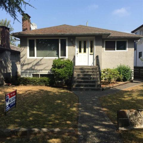 2875 East 42Nd Avenue, Vancouver, BC V5R 2Y3 (#R2298346) :: Simon King Real Estate Group