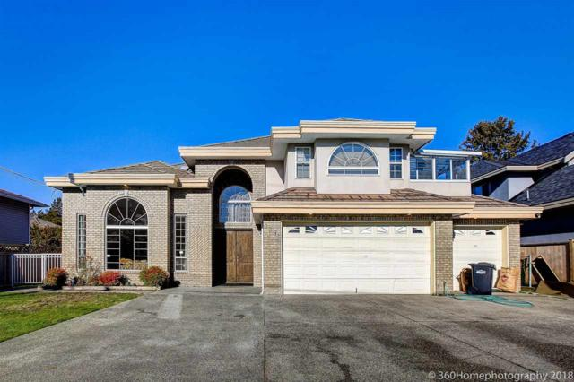 9391 Saunders Road, Richmond, BC V7A 2B2 (#R2298353) :: West One Real Estate Team