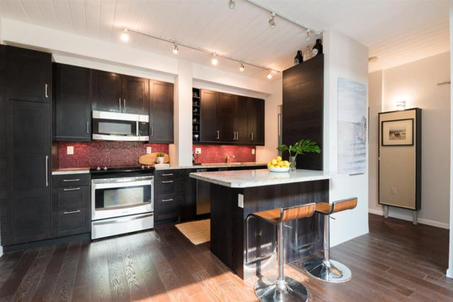 1535 Nelson Street #405, Vancouver, BC V6G 1M2 (#R2298373) :: West One Real Estate Team