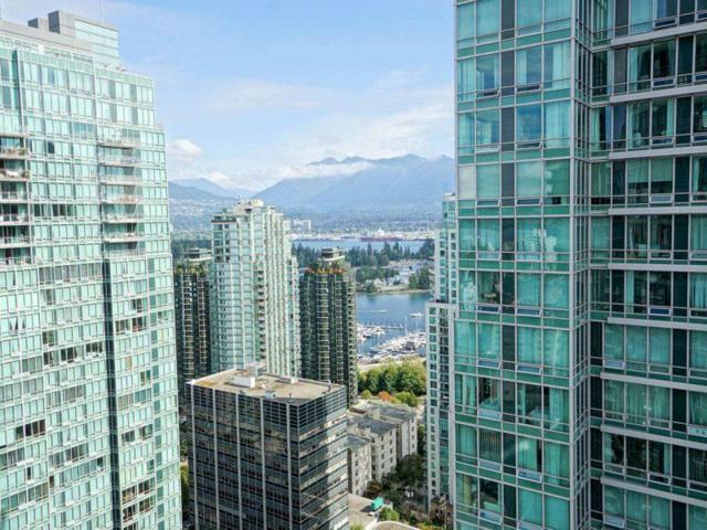1200 Alberni Street #2704, Vancouver, BC V6E 1A6 (#R2298434) :: West One Real Estate Team