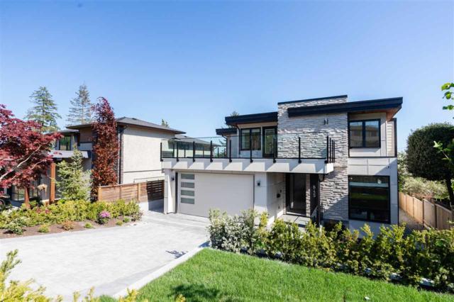 845 Drayton Street, North Vancouver, BC V7L 2C2 (#R2298582) :: Vancouver Real Estate