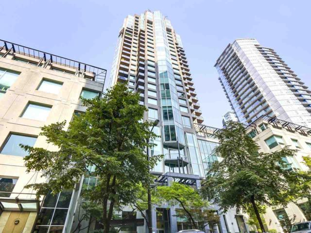 889 Homer Street #1102, Vancouver, BC V6B 5S3 (#R2298603) :: Simon King Real Estate Group