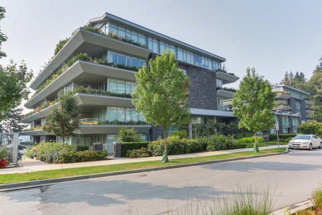 866 Arthur Erickson Place #302, West Vancouver, BC V7T 0B2 (#R2298787) :: Vancouver House Finders