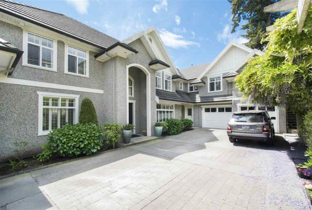 2011 Tyrol Lane, West Vancouver, BC V7S 3J3 (#R2298990) :: West One Real Estate Team