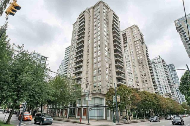 989 Richards Street #1208, Vancouver, BC V6B 6R6 (#R2299045) :: Homes Fraser Valley