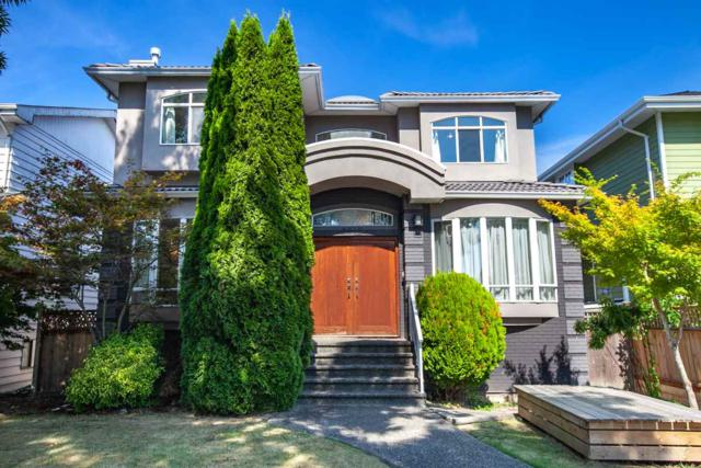 2813 W 21ST Avenue, Vancouver, BC V6L 1K5 (#R2300462) :: West One Real Estate Team
