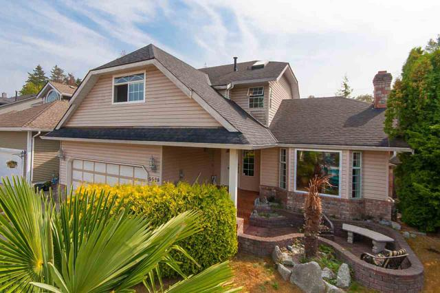 5520 Wallace Avenue, Delta, BC V4M 3V3 (#R2300472) :: West One Real Estate Team