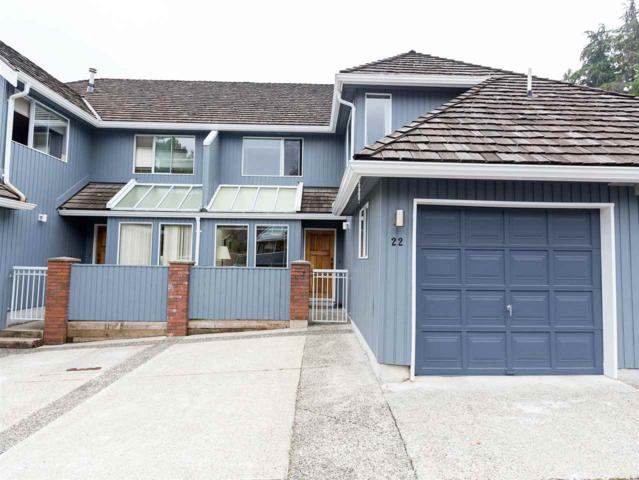 1925 Indian River Crescent #22, North Vancouver, BC V7G 2P8 (#R2300647) :: Vancouver House Finders