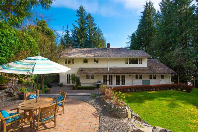 2910 Altamont Crescent, West Vancouver, BC V7V 3C1 (#R2301162) :: Vancouver House Finders