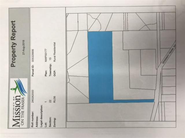 LT 1 Dewdney Trunk Road, Mission, BC N0N 0N0 (#R2301539) :: JO Homes | RE/MAX Blueprint Realty