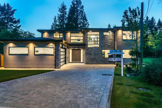 2133 Floralynn Crescent, North Vancouver, BC V7J 2W3 (#R2302640) :: Vancouver House Finders