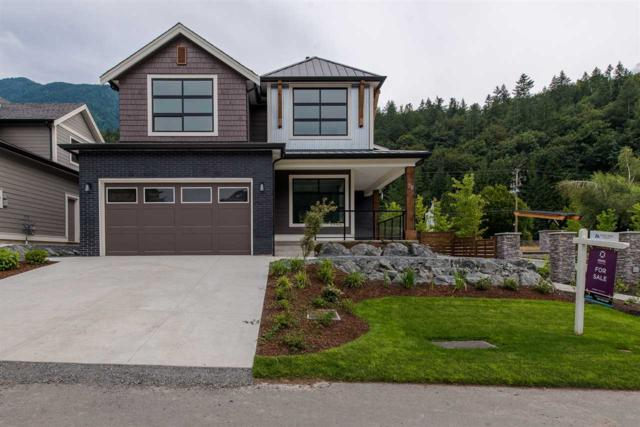 1885 Columbia Valley Road #28, Cultus Lake, BC V2R 0E1 (#R2302993) :: Vancouver House Finders