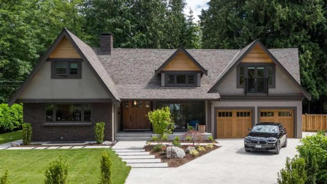 2720 Colwood Drive, North Vancouver, BC V7R 2R1 (#R2303236) :: West One Real Estate Team