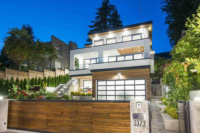 3373 Radcliffe Avenue, West Vancouver, BC V7V 1M9 (#R2303285) :: Vancouver House Finders
