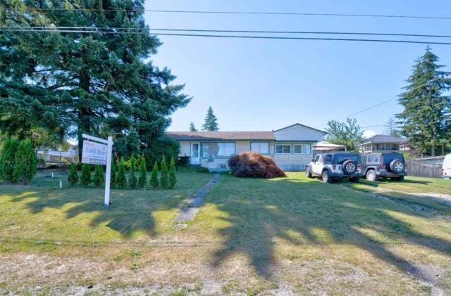 11762 97 Avenue, Surrey, BC V3V 2B8 (#R2303596) :: West One Real Estate Team