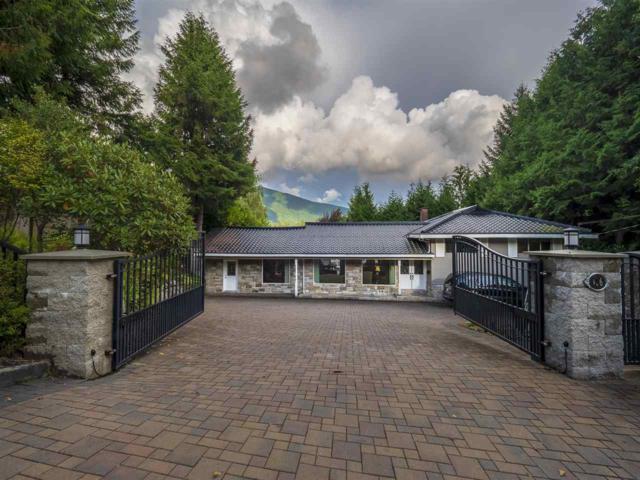 106 Bonnymuir Drive, West Vancouver, BC V7S 1L2 (#R2303770) :: Vancouver House Finders