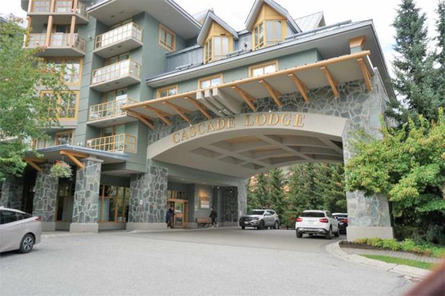 4315 Northlands Boulevard #227, Whistler, BC V0N 1B4 (#R2303926) :: Vancouver House Finders