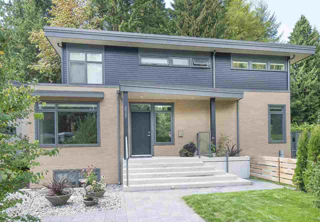 2037 Mackay Avenue, North Vancouver, BC V7P 2M8 (#R2303991) :: Vancouver House Finders