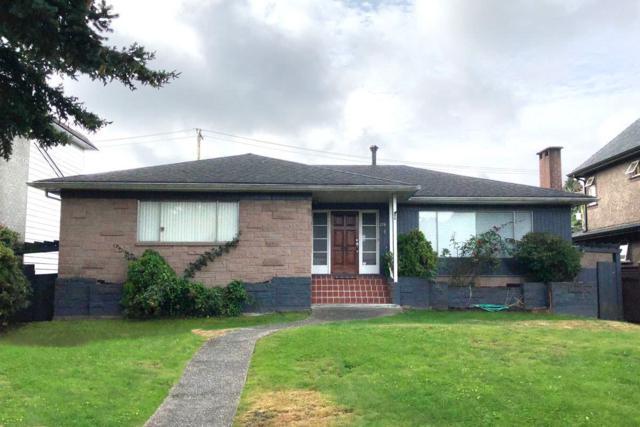 876 W 46TH Avenue, Vancouver, BC V5Z 2R2 (#R2304100) :: TeamW Realty