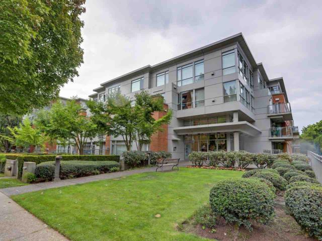 638 W 45TH Avenue #115, Vancouver, BC V5Z 4R8 (#R2304236) :: TeamW Realty