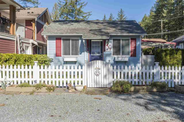 417 Maple Street, Cultus Lake, BC V2R 4Z3 (#R2304313) :: Vancouver House Finders