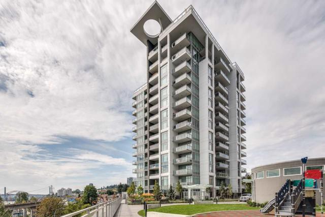 200 Nelson's Crescent #1507, New Westminster, BC V3L 0H4 (#R2304316) :: JO Homes | RE/MAX Blueprint Realty