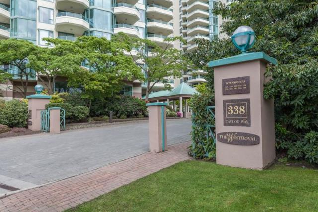 338 Taylor Way 11C, West Vancouver, BC V7T 2Y1 (#R2304463) :: Vancouver House Finders