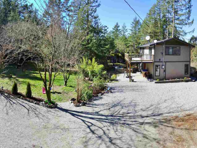11531 Sunshine Coast Hwy Highway, Madeira Park, BC V0N 1Y2 (#R2304502) :: JO Homes | RE/MAX Blueprint Realty