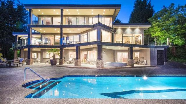 642 Southborough Drive, West Vancouver, BC V7S 1M6 (#R2304540) :: West One Real Estate Team
