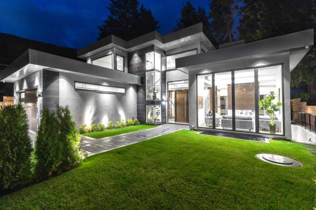 4582 Highland Boulevard, North Vancouver, BC V7R 3A3 (#R2304827) :: Vancouver House Finders