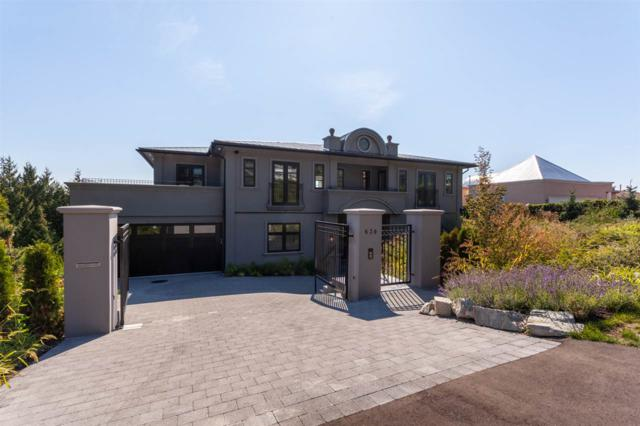 630 Greenwood Road, West Vancouver, BC V7S 1X7 (#R2304950) :: West One Real Estate Team