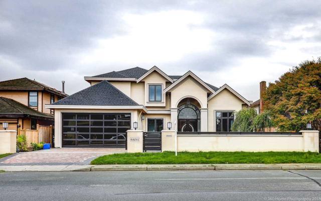 6431 Chelmsford Street, Richmond, BC V7C 4X2 (#R2305194) :: JO Homes | RE/MAX Blueprint Realty
