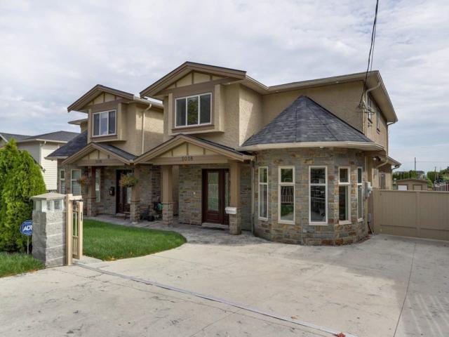 5018 Inman Avenue, Burnaby, BC V5G 2Y6 (#R2305345) :: West One Real Estate Team