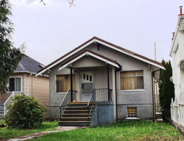 985 Lillooet Street, Vancouver, BC V5K 4H1 (#R2305370) :: Vancouver House Finders