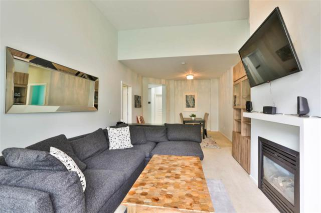 9319 University Crescent #407, Burnaby, BC V5A 4Y5 (#R2305398) :: West One Real Estate Team