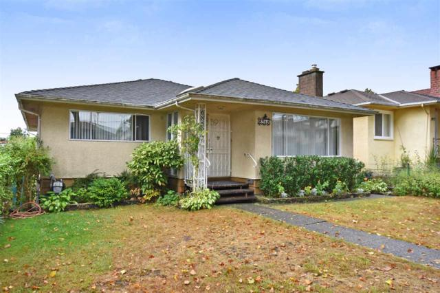 6859 Culloden Street, Vancouver, BC V5X 4J5 (#R2305418) :: Vancouver House Finders