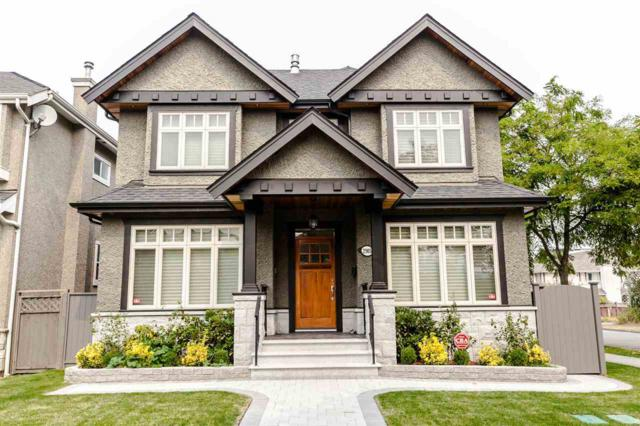 2905 W 22ND Avenue, Vancouver, BC V6L 1M9 (#R2305522) :: JO Homes | RE/MAX Blueprint Realty