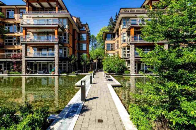 3602 Aldercrest Drive #310, North Vancouver, BC V0V 0V0 (#R2305865) :: Vancouver House Finders
