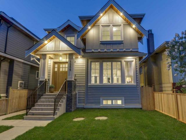 5206 Chester Street, Vancouver, BC V5W 3A9 (#R2306145) :: TeamW Realty