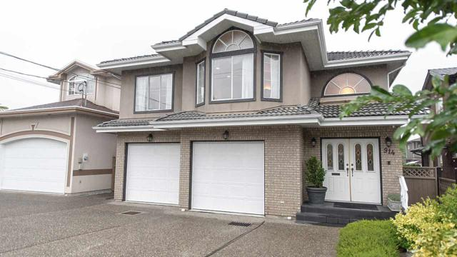 914 Sperling Avenue, Burnaby, BC V5B 4H8 (#R2306175) :: West One Real Estate Team