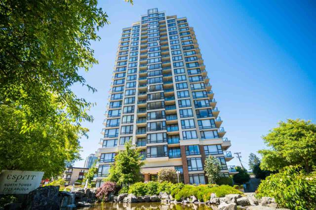 7325 Arcola Street #2303, Burnaby, BC V5E 0A8 (#R2306212) :: West One Real Estate Team