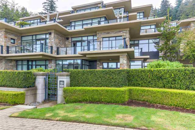 2285 Twin Creek Place #103, West Vancouver, BC V7S 3K4 (#R2306410) :: Vancouver House Finders