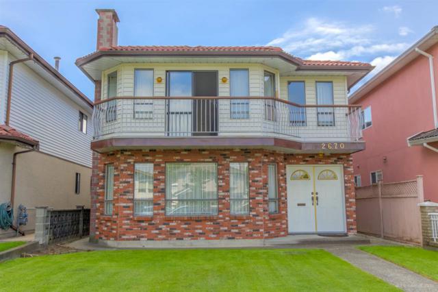 2670 Kitchener Street, Vancouver, BC V5K 3C8 (#R2306597) :: Vancouver House Finders